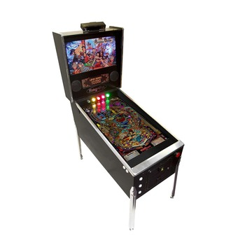 Bespoke Arcade V-Pin Legends Virtual Pinball Machine