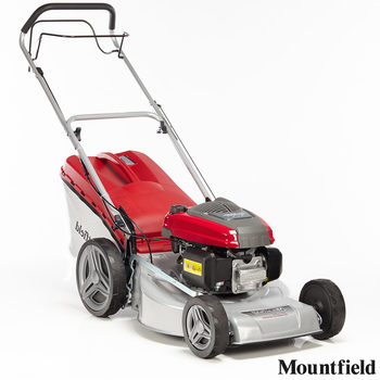 "Mountfield 160cc 20"" (51cm) Self Propelled Petrol Lawn Mower - Model SP53H"