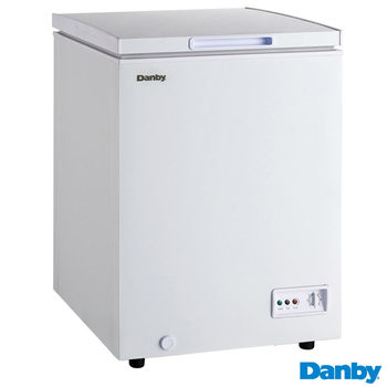 Danby DCFM033KA1WDB, 93 L Chest Freezer A+ Rating in White