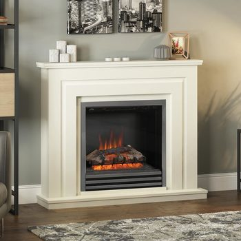 Be Modern Whitham Electric Fireplace Suite, 2kW