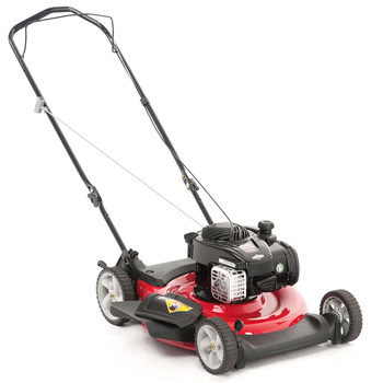 "MTD Smart 125cc 21"" (53cm) Push Propelled Petrol Mulching Lawn Mower - Model SMART 53MB"