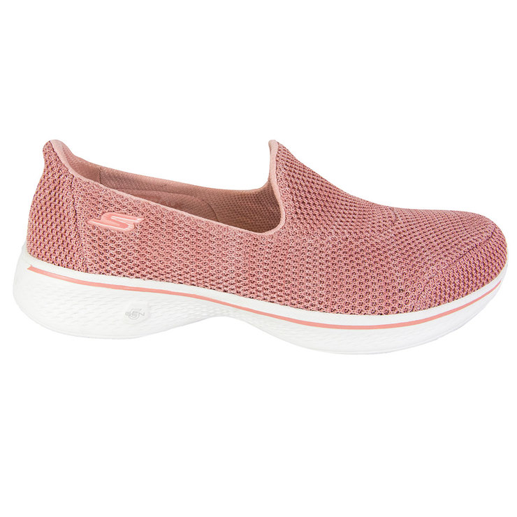 2a3db9fe2336 Skechers GOwalk 4 Women s Shoes Available in Rose
