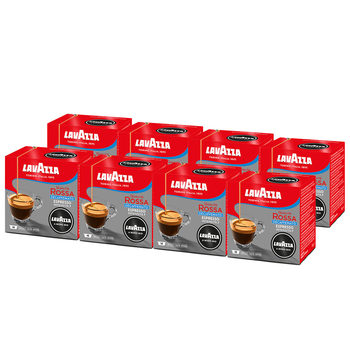 Lavazza Qualita Rossa Decaf Coffee Capsules,128 servings
