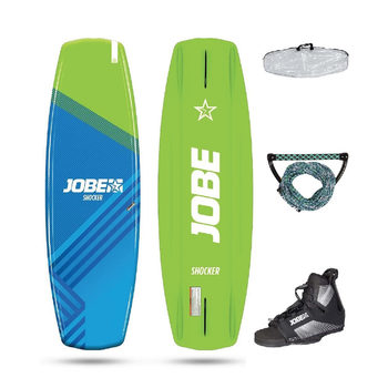 "Jobe Shocker 4ft 6"" (141 cm) Wakeboard and Maze Package"