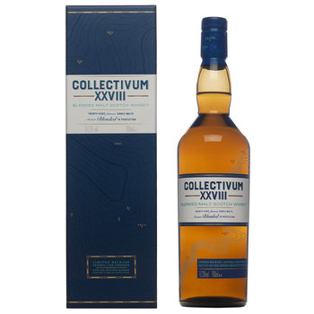 Collectivum XXVIII Blended Malt Scotch Whisky: Special Release 2017, 70cl