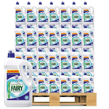 Fairy Super Concentrate Fabric Softener Conditioner, 240 Wash Pallet Deal (135 Units)