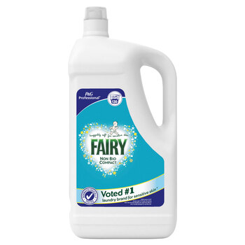 Fairy Non-Bio Laundry Liquid, 130 Wash