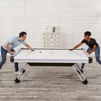 MD Sports Premium 7.5ft Air Hockey Table