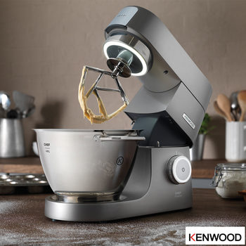 Kenwood Chef Titanium Mixer, 4.6L, KVC7300S