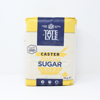 Tate and Lyle Caster Sugar, 5kg