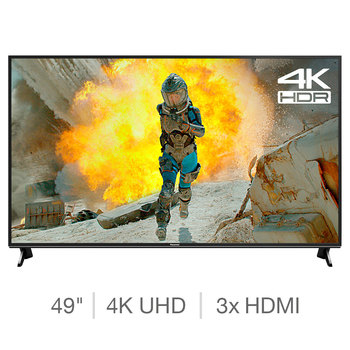 Panasonic 49FX600B 49 Inch 4K Ultra HD Smart TV