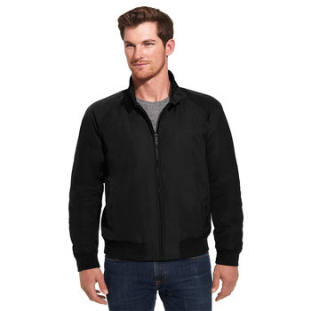 Weatherproof Men's Oxford Harrington Bomber Jacket in 3 Colours and 5 Sizes