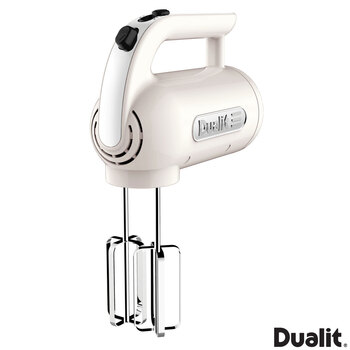Dualit Hand Mixer Canvas White 89303