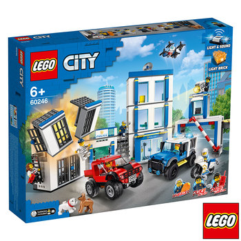 LEGO City Police Station - Model 60246 (6+ Years)