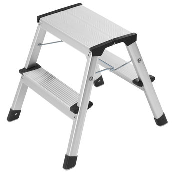 Hailo L90 2 Tread Domestic Folding Step Ladder
