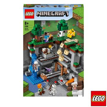 LEGO Minecraft The First Adventure - Model 21169