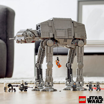 LEGO Star Wars AT-AT Walker 40th Anniversary - Model 75288 (10+ Years)