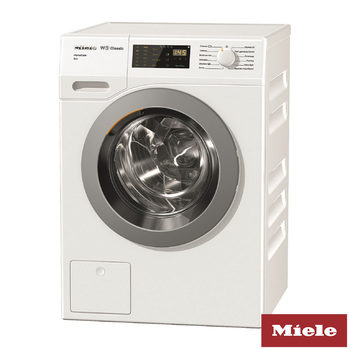 Miele WDB036, 7kg, 1400rpm Eco HomeCare Washing Machine A+++ Rating in White