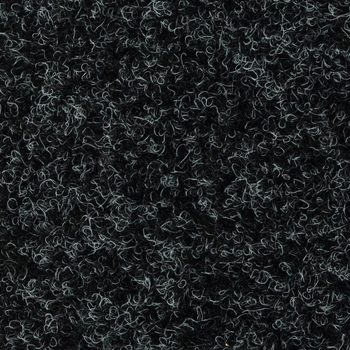 JVL Velour Carpet Tile, in Anthracite - 5m² Per Pack