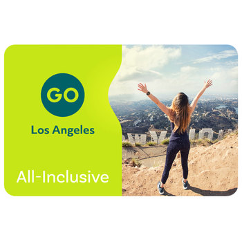 Go Los Angeles Card™ 4-Day E-Card with Universal Studios