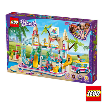 LEGO Friends Summer Fun Water Park - Model 41430 (8+ Years)