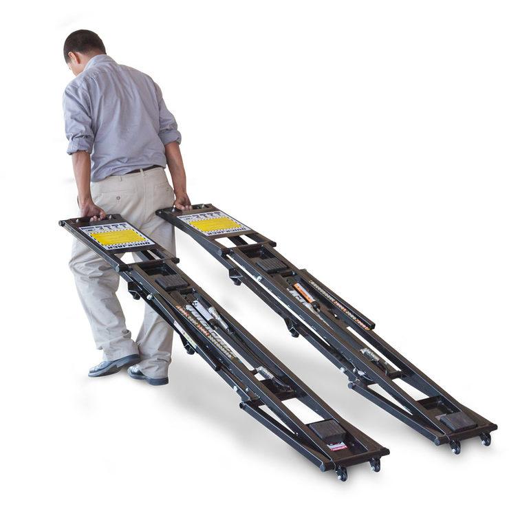QuickJack Portable Automatic Car Lift System Jack (2,268kg ...