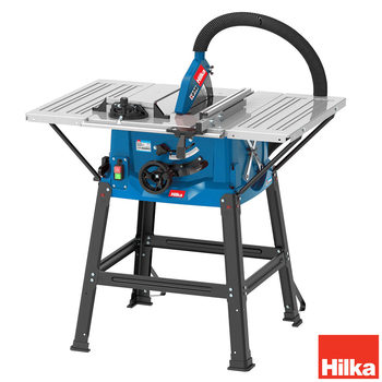 "Hilka 1800W 10"" Wood Cutting Table Saw"