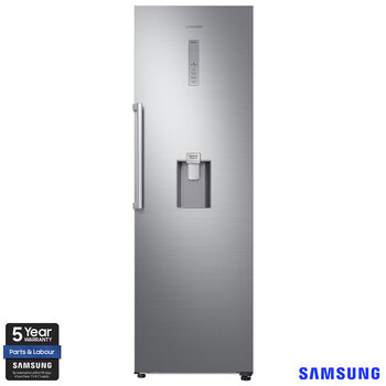 Samsung RR39M73407F/EU, Fridge, A+ Rating in Refined Steel