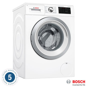 Bosch WAT286H0GB, 9kg, 1400rpm Washing Machine, A+++ Rating in White