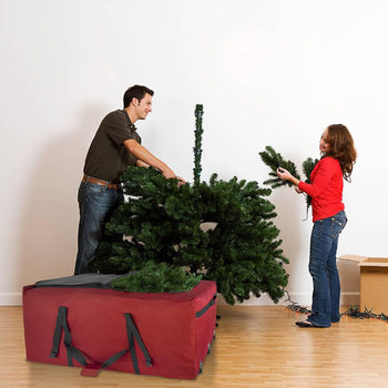 9ft (2.7m) Christmas Tree Storage Bag With Wheels