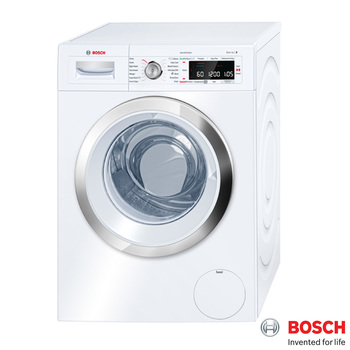 Bosch 9kg, 1600rpm Washing Machine WAW32560GB, A+++-30% in White