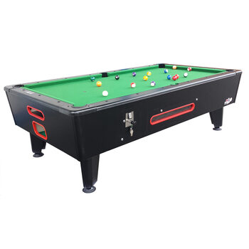 Installed Roberto Sport 7ft Top Slate Pool Table