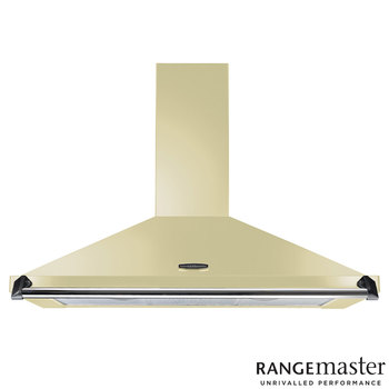 Rangemaster Classic 110cm Chimney Hood in 3 Colours