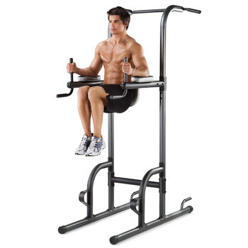 Weider Power Tower with Weider Crunch Trainer