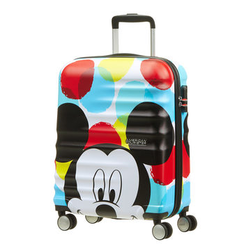 American Tourister Disney Mickey Mouse Hardside Spinner Cabin Case