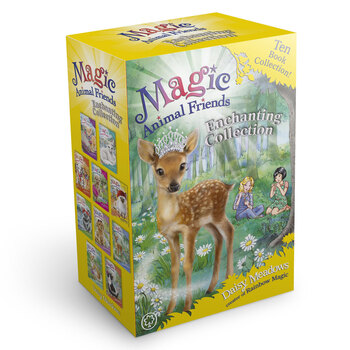 Magic Animal Friends 10 Book Set (5+ Years)