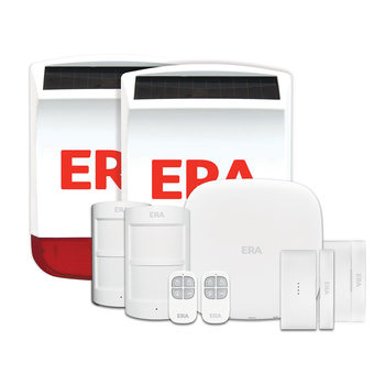 ERA Pro Smart HomeGuard Alarm and Control Kit