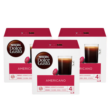 Nescafé Dolce Gusto Americano Coffee Pods, 48 Servings