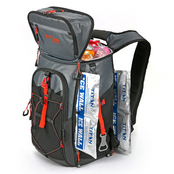 Titan 24 Litre (25.4 US Quart) Deep Freeze Ultra Backpack Cooler