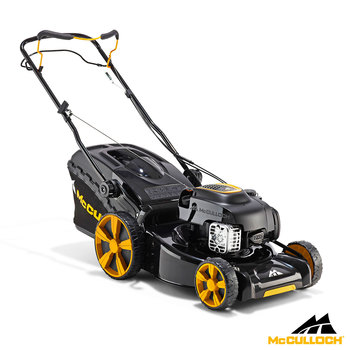"McCulloch 140cc 18"" (46cm) Self Propelled Petrol Lawn Mower - Model M46-140 WR"