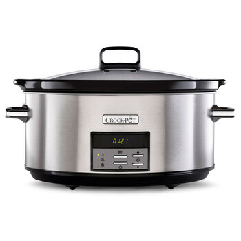 Crock Pot 7.5L Digital Slow Cooker CSC063