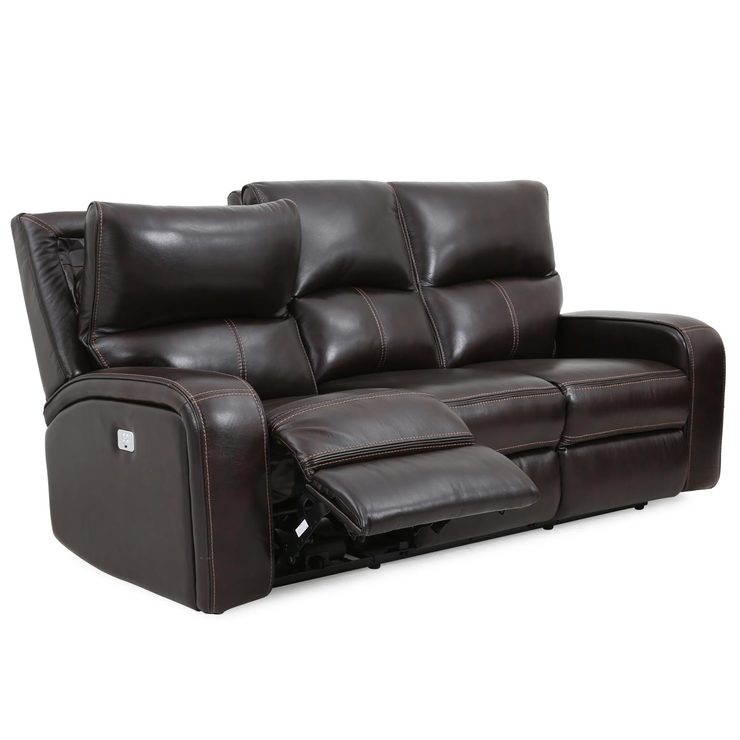 Leather Power Reclining Sofa At Costco
