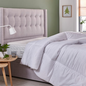 Silentnight Eco Comfort 13.5 Tog Duvet in 4 Sizes