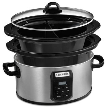Crock-Pot Multi Bowl Slow Cooker, CSC0504
