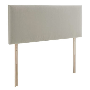 Silentnight Bexley Sandstone Fabric Headboard in 4 Sizes