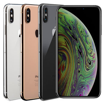 Apple iPhone Xs 64GB Sim Free Mobile Phone