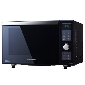 Panasonic NN-DF386BBPQ, 23L Combination Microwave with in Black