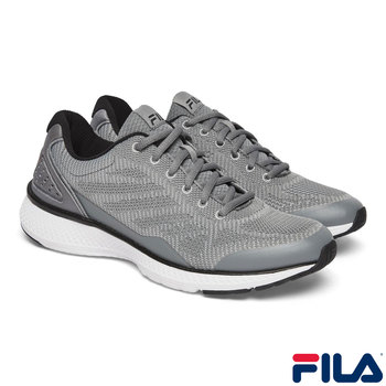 Fila Knit Athletic Men's Shoes Available in 2 Colours and 10 Sizes
