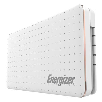 Energizer XP10002CQ_WE, 10000mAh Power Bank in White