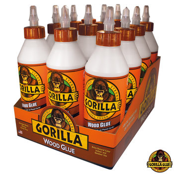 Gorilla Glue Wood Glue 532ml - 12 Pack